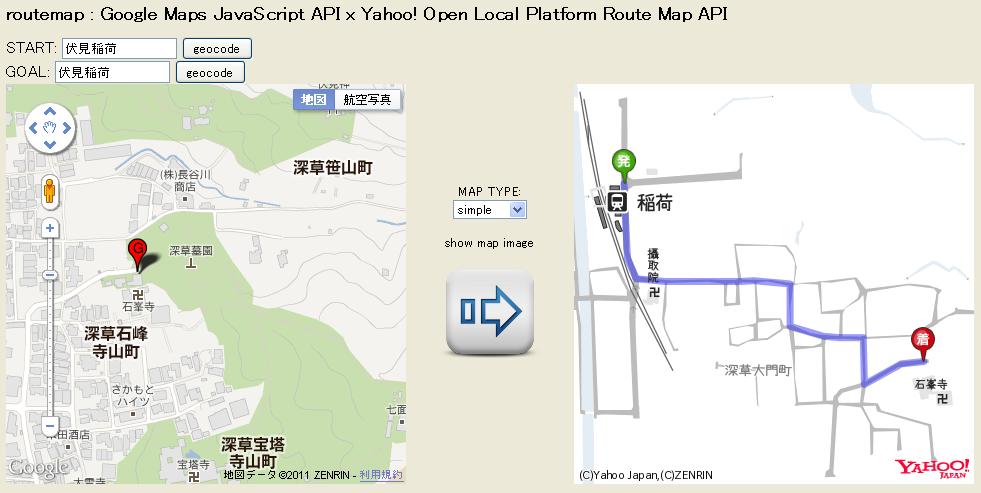 Beaches] Google maps api javascript draw route