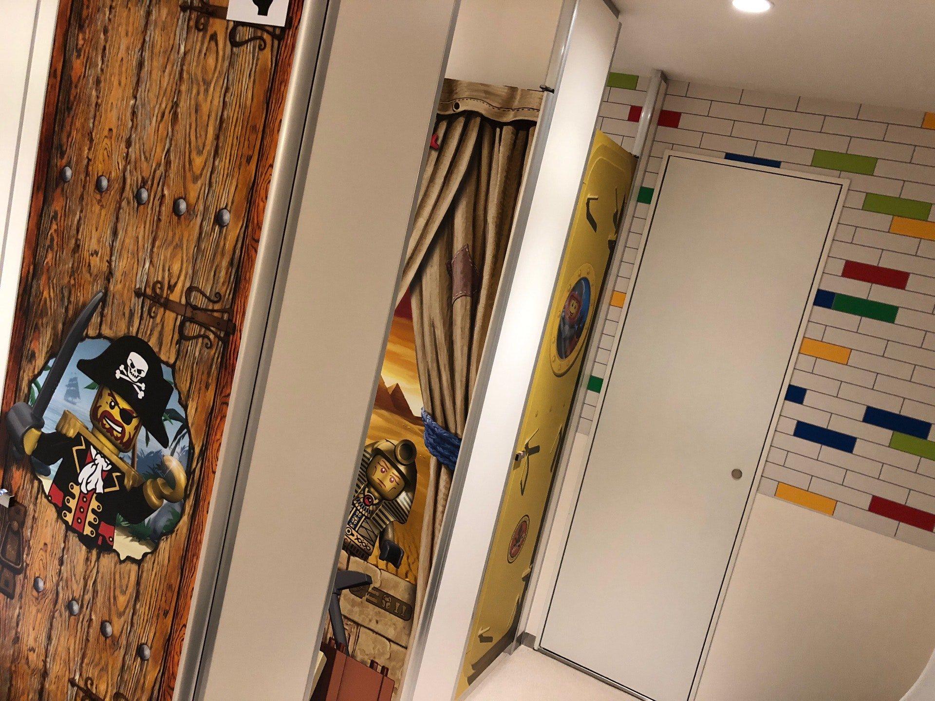 トイレ楽しそう (@ レゴランド・ジャパン・ホテル in 名古屋市港区, 愛知県) https://t.co/MBUEpYOArF https://t.co/XKSlh4JlFE