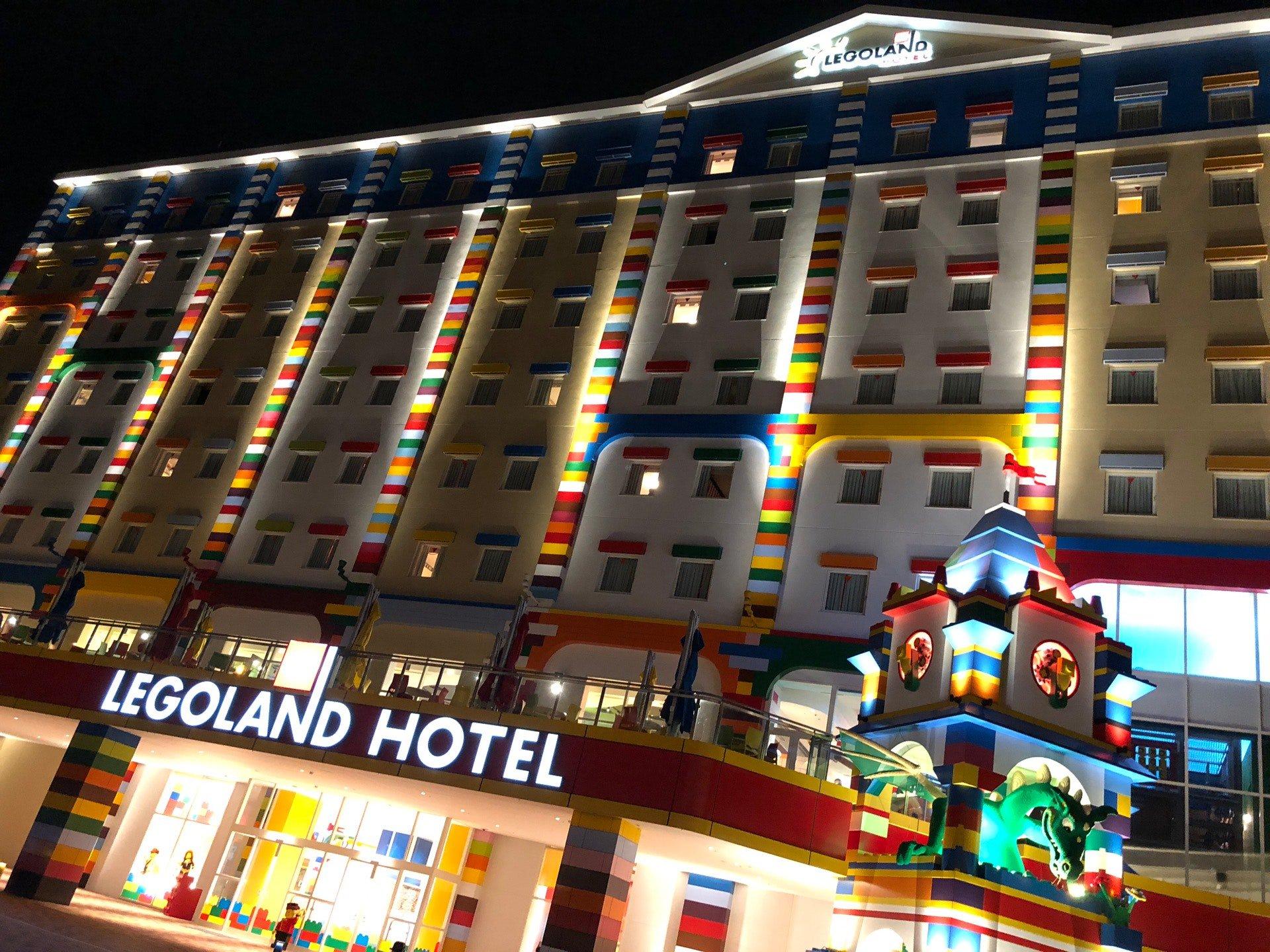 夜の。 (@ レゴランド・ジャパン・ホテル in 名古屋市港区, 愛知県) https://t.co/LK479qlf0Z https://t.co/He9V1Lgqz0