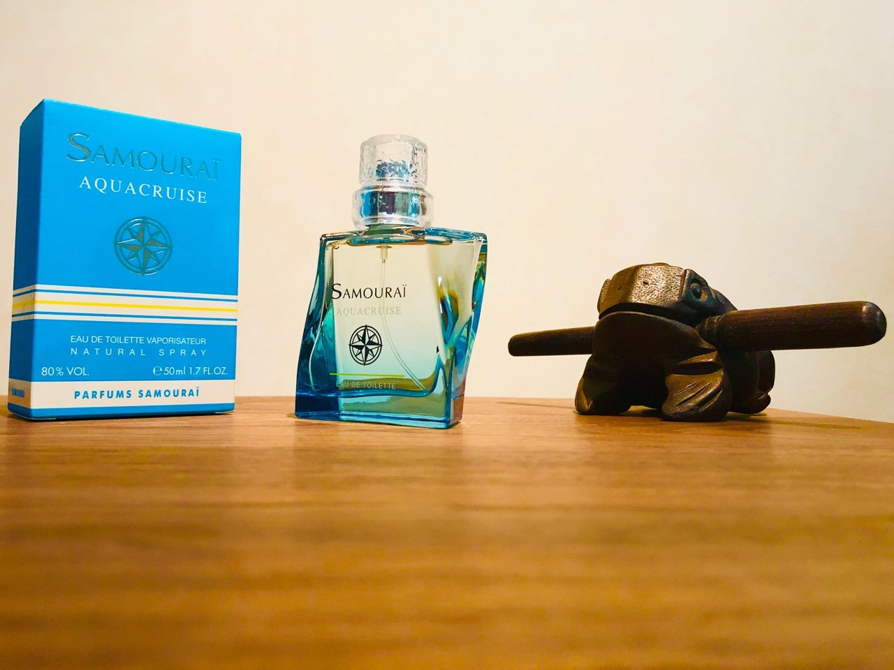 Samourai Aquacruise eau de toilette https://t.co/FKc3Dc6npR