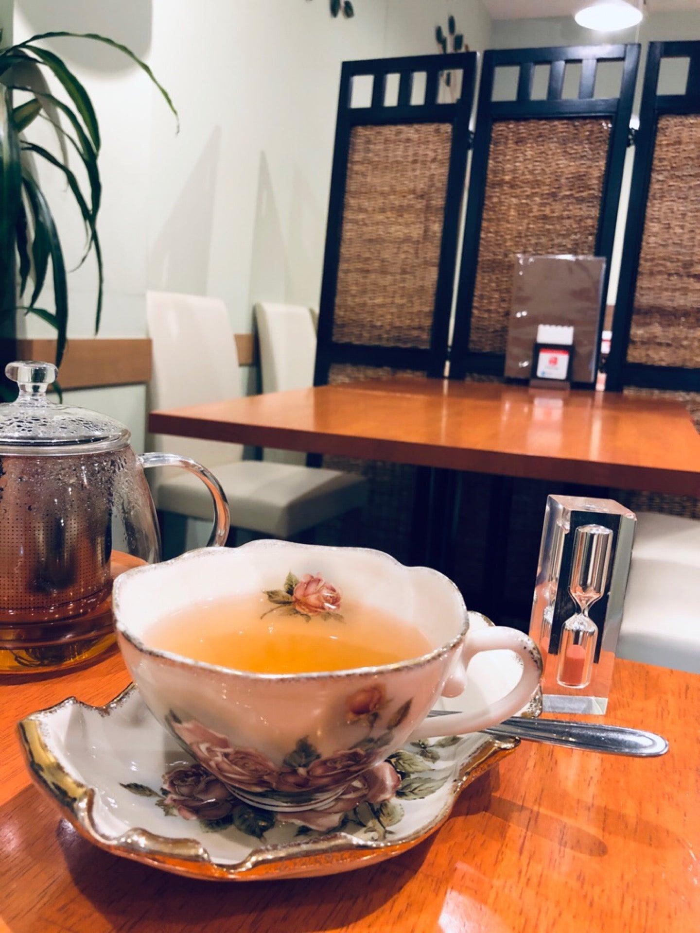 紅茶 (@ 天然酵母パン&カフェ いっぽ2) https://t.co/ZrRYt0n2SN https://t.co/WgycRAqSAn