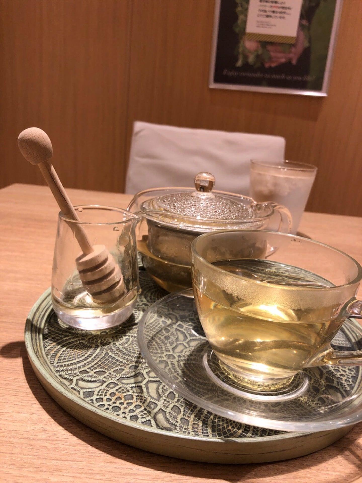蜂蜜とカモミールティー (@ ライスピープルナイスピープル JRゲートタワー店 in 名古屋市中村区, 愛知県) https://t.co/doLAdBi1ke https://t.co/QV1Kpp332Q