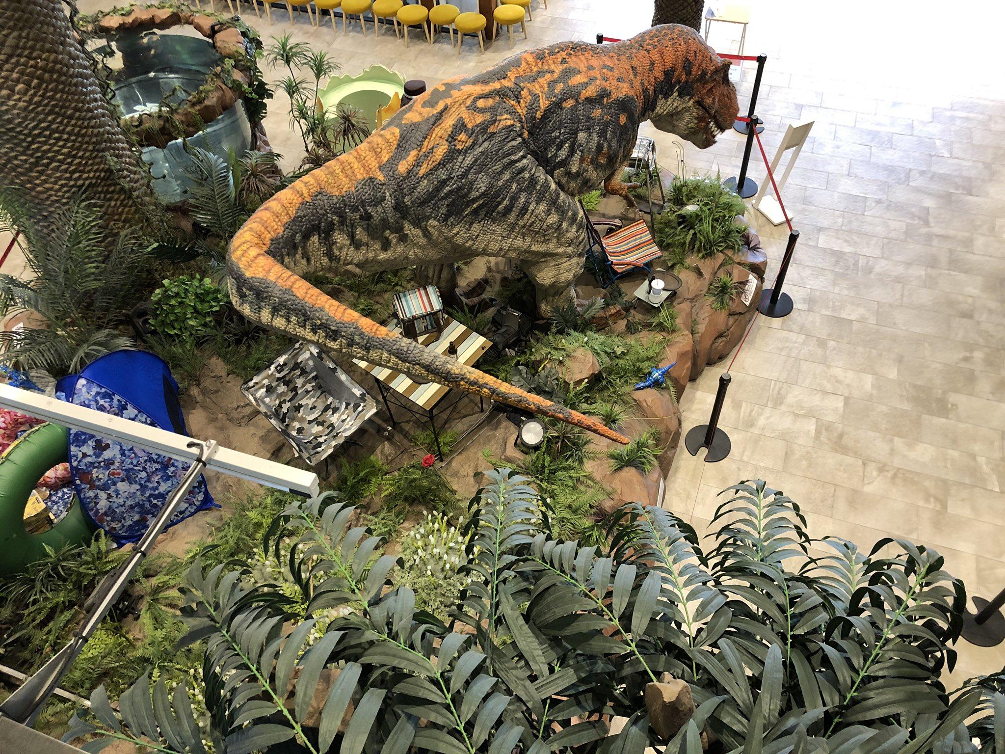 恐竜さん https://t.co/VkQUeIm657