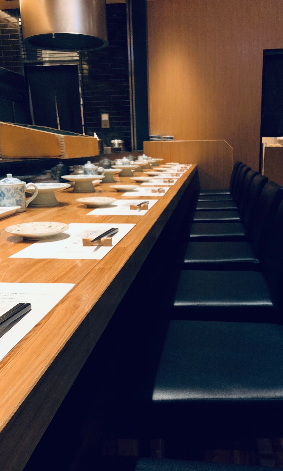 カウンターはすいてる (@ 天ぷら つな八 名古屋ゲートタワー店 in Nagoya-shi, 愛知県) https://t.co/Y5JZ8rSc5b https://t.co/GTgySjpwgX