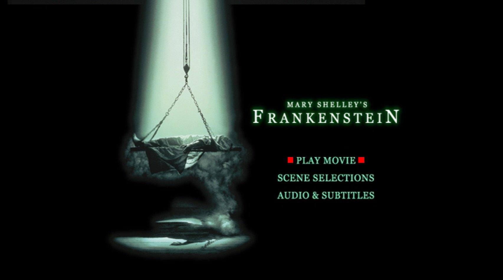 よかった(*´∀`*) ケネス・ブラナーとロバート・デ・ニーロの。  「(原題:Frankenstein、別題:Mary Shelley's Frankenstein)は、1994年に公開された、イギリス・日本・アメリカ合作によるアメリカン・ゾエトロープ製作のホラー映画」  フランケンシュタイン - Wikipedia https://t.co/JuhmTx2mc9 https://t.co/bvM8invhQ3