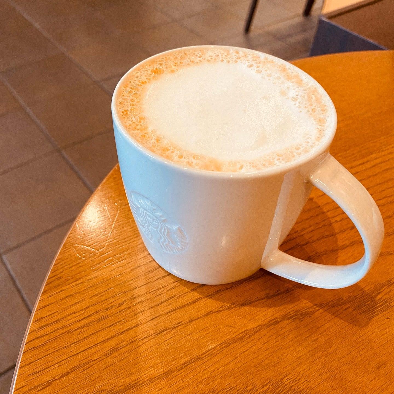 カフェミストという名のカフェオレ。 (at @Starbucks_j in 扶桑町, 愛知県) https://t.co/x3dianPbGw https://t.co/uj8n2XZfP4