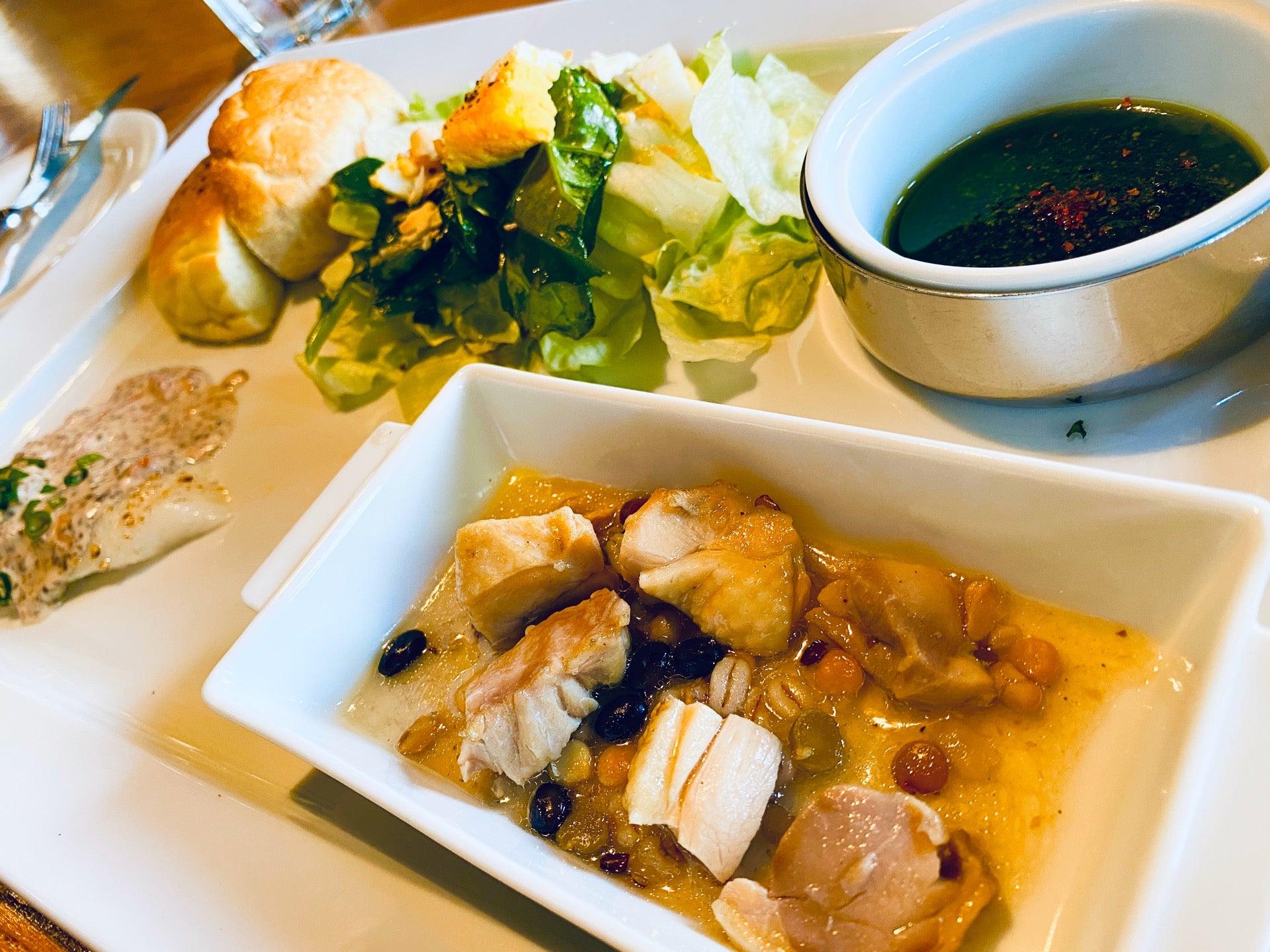 バジルソースとかトマトクリームとか (゚д゚)ウマー (@ イタリア料理 Kan in 小牧市, 愛知県) https://t.co/bQld9mru7p https://t.co/fWBEv5DhtP
