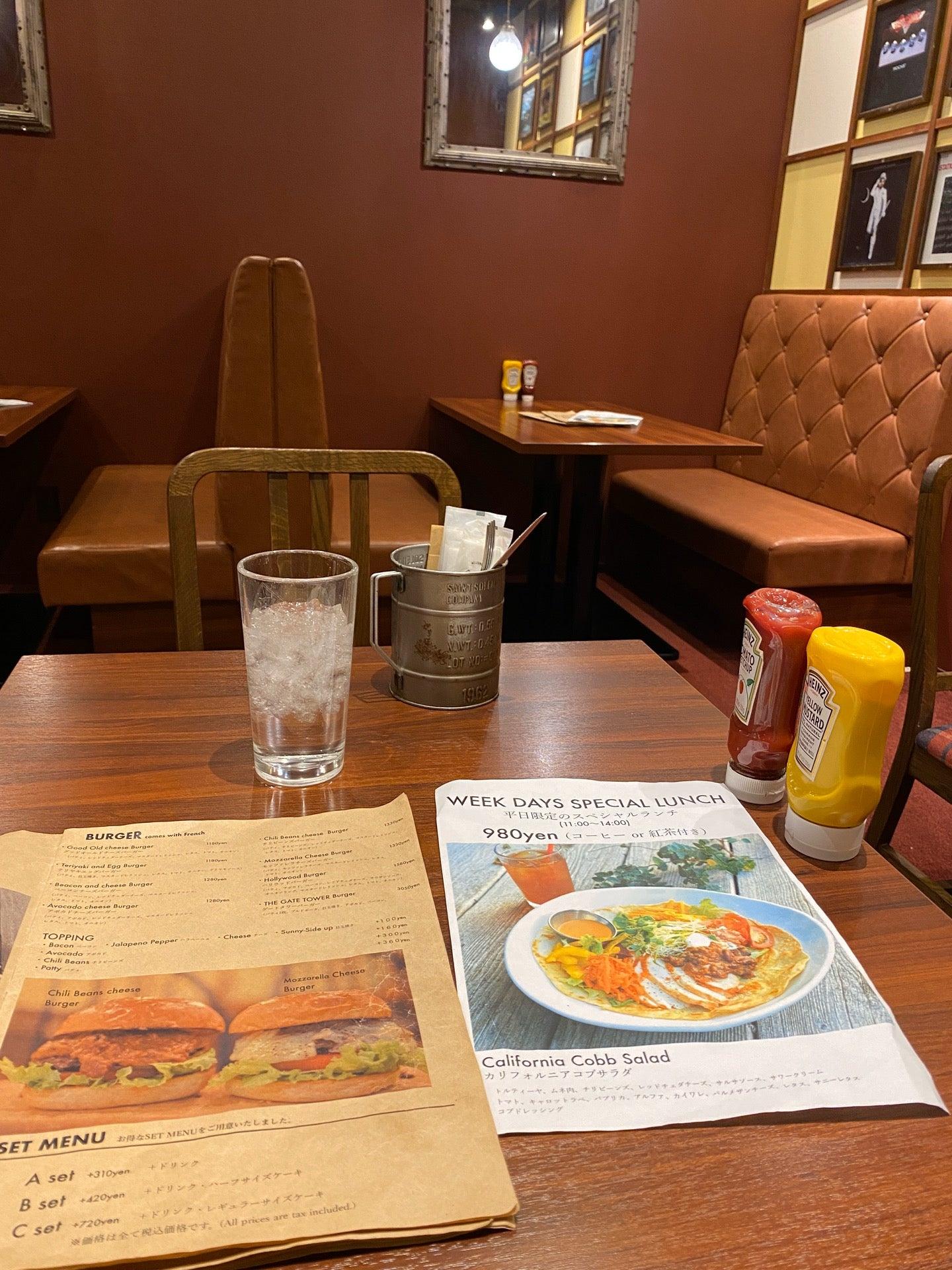 Cafe Downey (@ カフェダウニー JRゲートタワー店 in 名古屋市, 愛知県) https://t.co/5gpqLERLgo https://t.co/zrfyGfdtiN