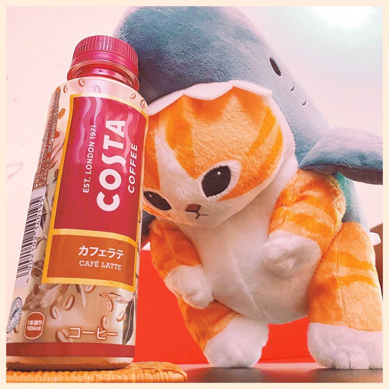 Costa was delicious so I bought it repeatedly. コスタ カフェラテ美味しい。 https://t.co/io7lJwPnKb